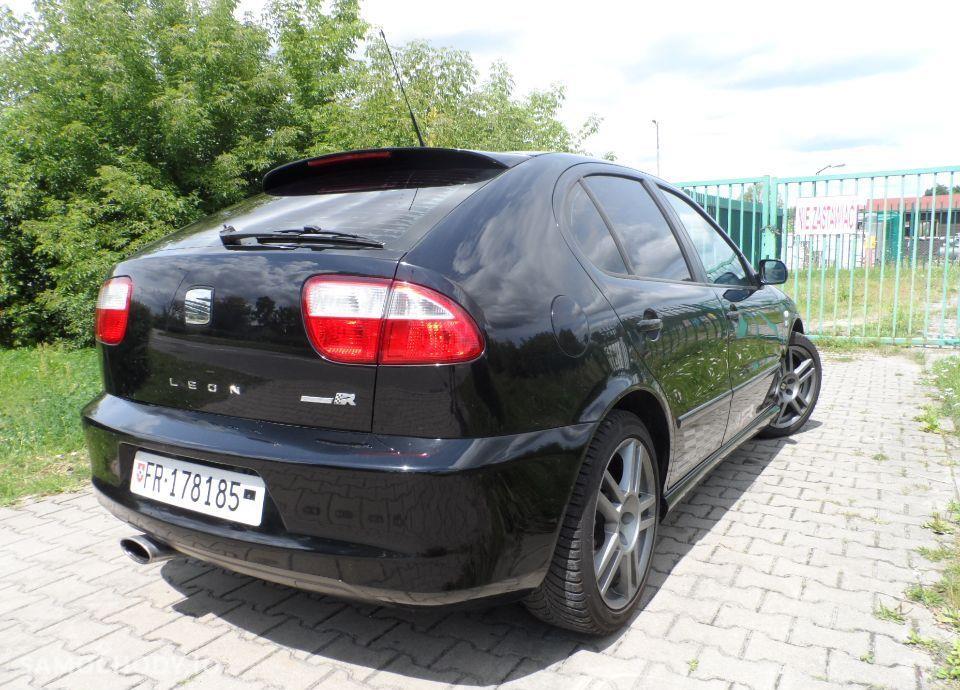 Seat Leon CupraR 1.8T 210ps,Szwajcar,serwis,Polecam!! 7