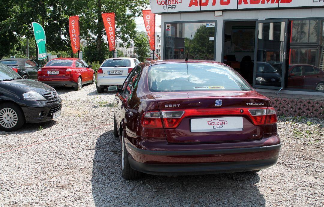Seat Toledo 1,9TDI Signo Salon Polska Klima Gwarancja 3m ce w cenie 2