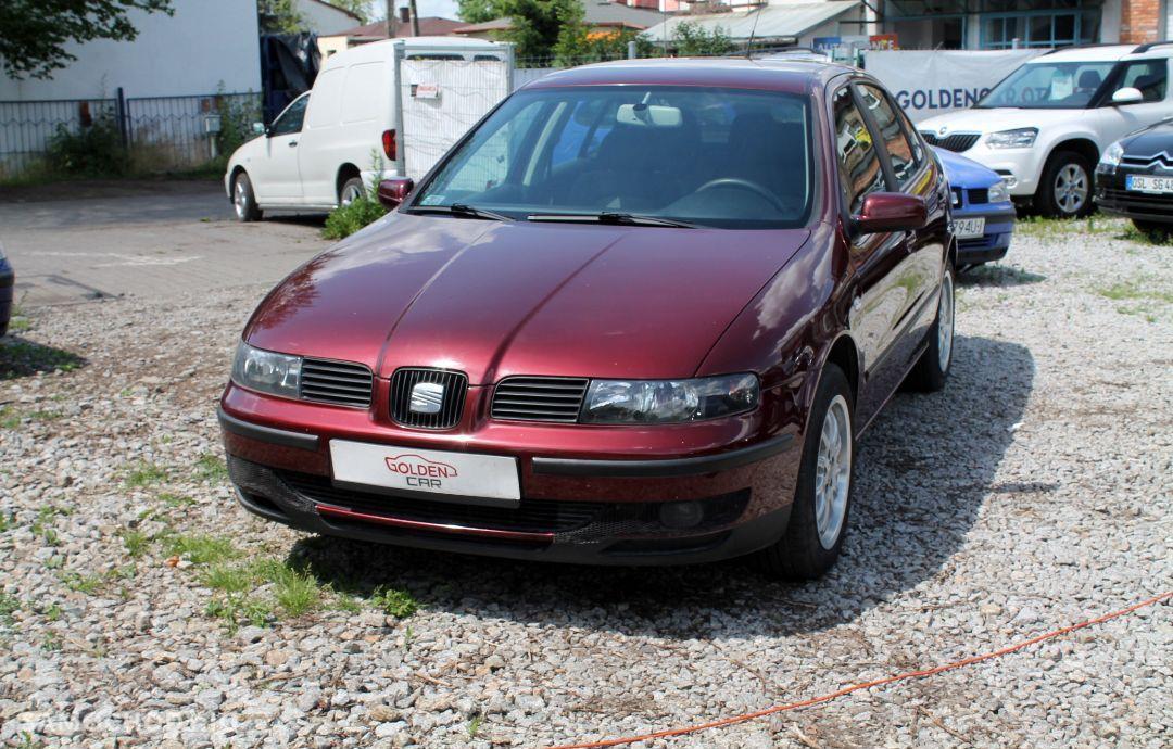 Seat Toledo 1,9TDI Signo Salon Polska Klima Gwarancja 3m ce w cenie 1