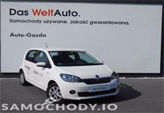 skoda z województwa śląskie Škoda Citigo 1 właściciel, krajowy, Dealer Auto Gazda Rybnik