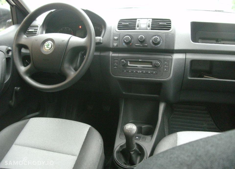 Škoda Fabia 1,2benzyna Orginalny lakier bezwypadkowa idealny stan z Niemiec 46