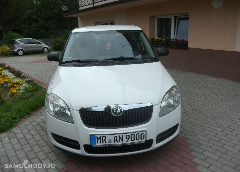 Škoda Fabia 1,2benzyna Orginalny lakier bezwypadkowa idealny stan z Niemiec 2