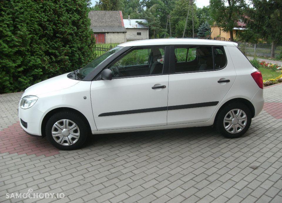 Škoda Fabia 1,2benzyna Orginalny lakier bezwypadkowa idealny stan z Niemiec 22