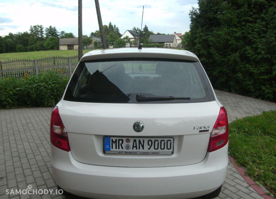 Škoda Fabia 1,2benzyna Orginalny lakier bezwypadkowa idealny stan z Niemiec 7