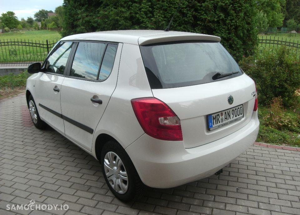 Škoda Fabia 1,2benzyna Orginalny lakier bezwypadkowa idealny stan z Niemiec 4