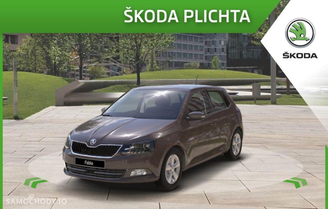 Škoda Fabia 1.2 TSI 90 KM 1