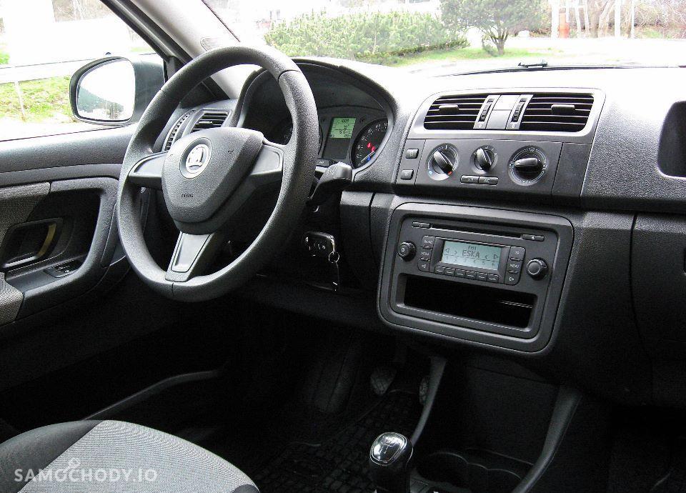 Škoda Fabia 1.6 TDI 90KM Salon PL, od dealera, I właściciel 4