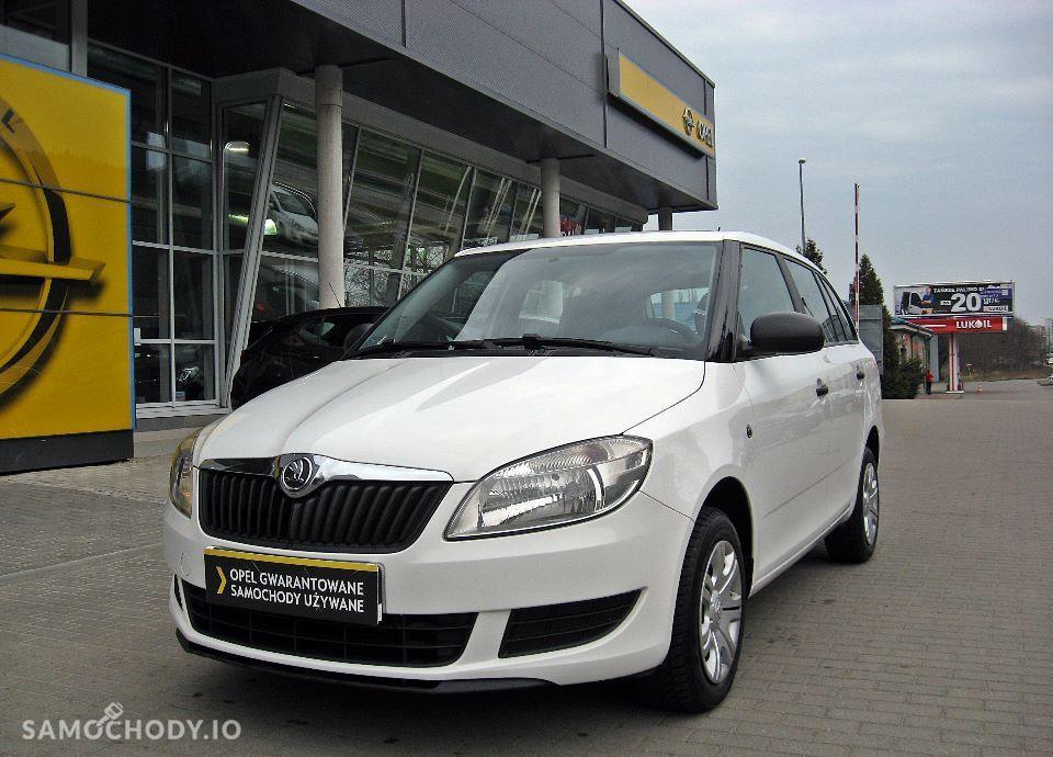 Škoda Fabia 1.6 TDI 90KM Salon PL, od dealera, I właściciel 29