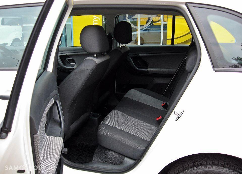 Škoda Fabia 1.6 TDI 90KM Salon PL, od dealera, I właściciel 11