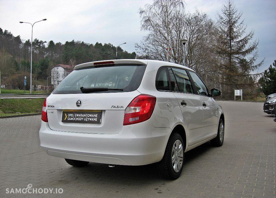 Škoda Fabia 1.6 TDI 90KM Salon PL, od dealera, I właściciel 37