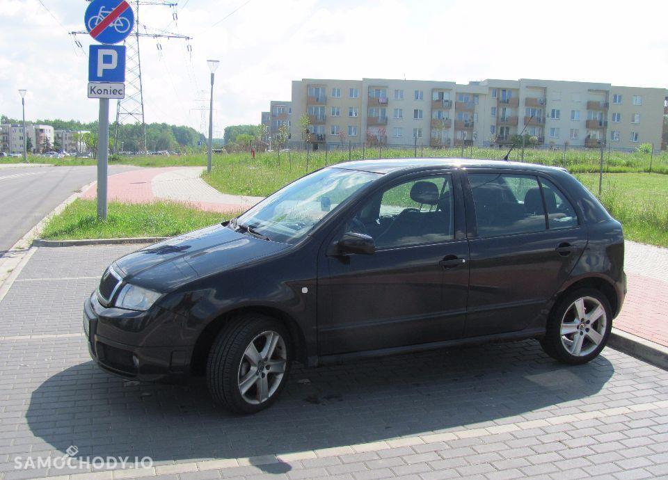 Škoda Fabia osoba prywatna 7