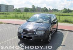 skoda z województwa śląskie Škoda Fabia osoba prywatna