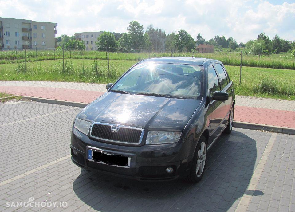 Škoda Fabia osoba prywatna 1