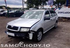 skoda z województwa wielkopolskie Škoda Fabia *SKODA*FABIA*08/2004r*1.2*64pS*107000km*ZOFCAR*