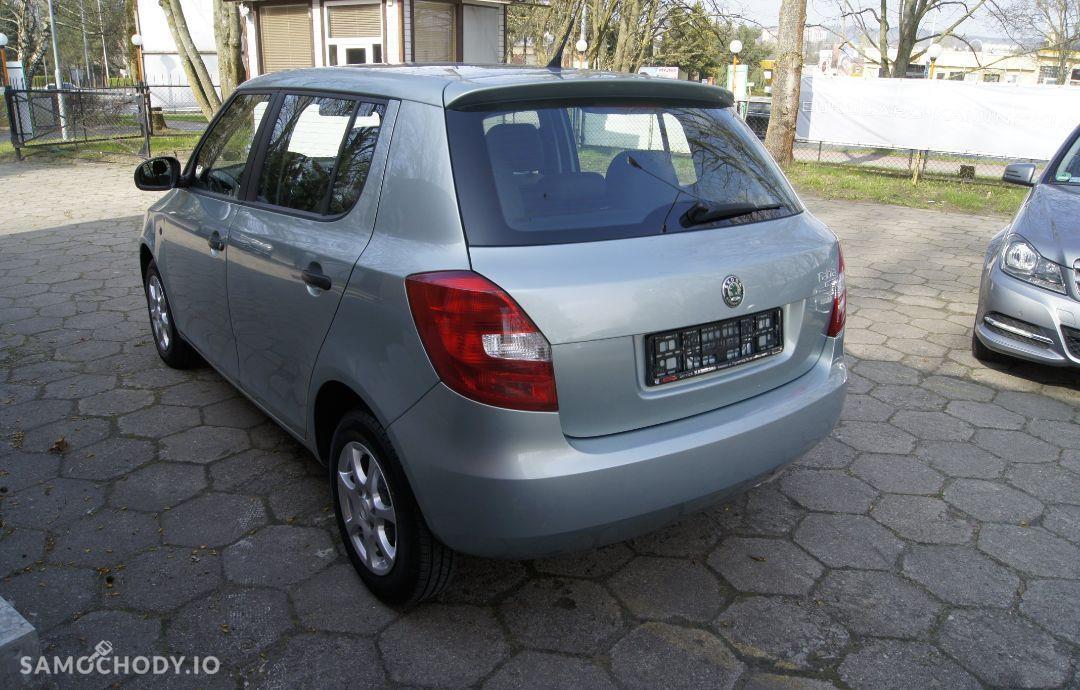 Škoda Fabia 1.2 70KM Klimatyzacja ABS Bezwypadkowy Serwisowany !! 4