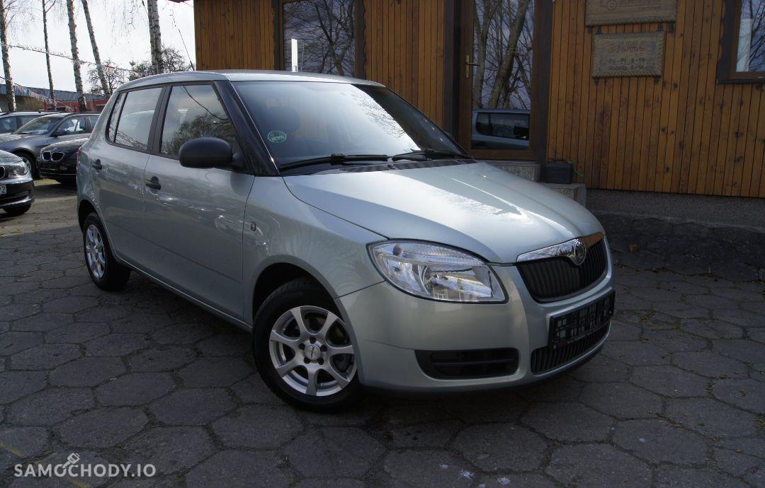 Škoda Fabia 1.2 70KM Klimatyzacja ABS Bezwypadkowy Serwisowany !! 1