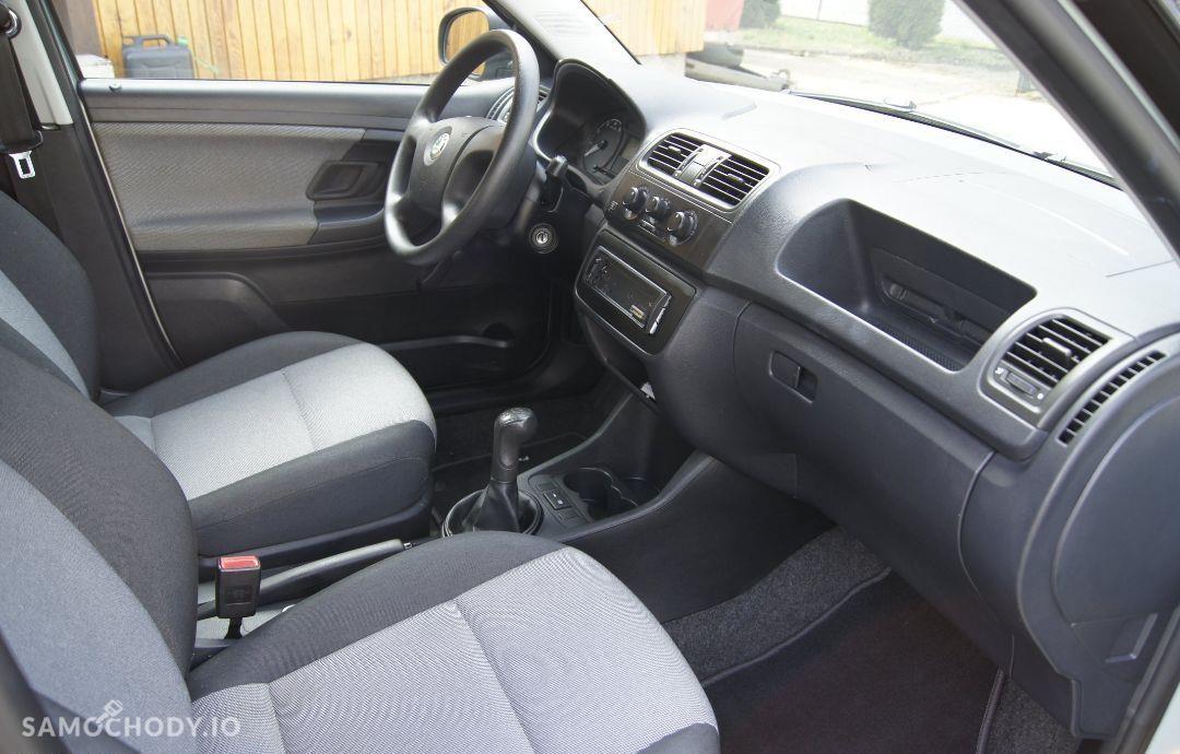 Škoda Fabia 1.2 70KM Klimatyzacja ABS Bezwypadkowy Serwisowany !! 16