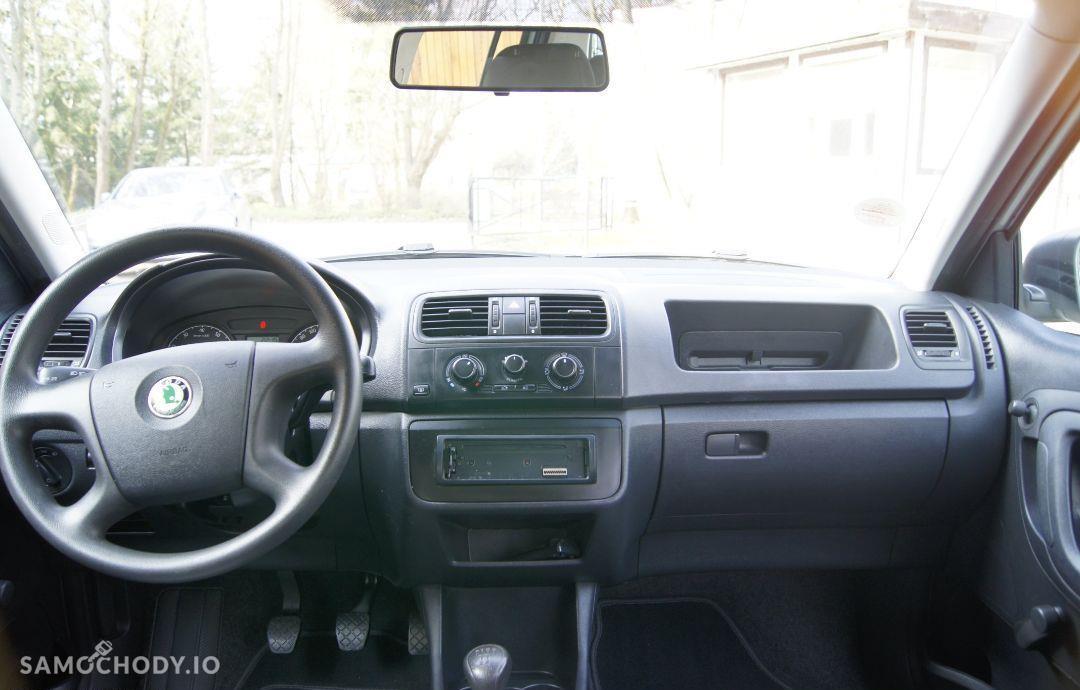 Škoda Fabia 1.2 70KM Klimatyzacja ABS Bezwypadkowy Serwisowany !! 29