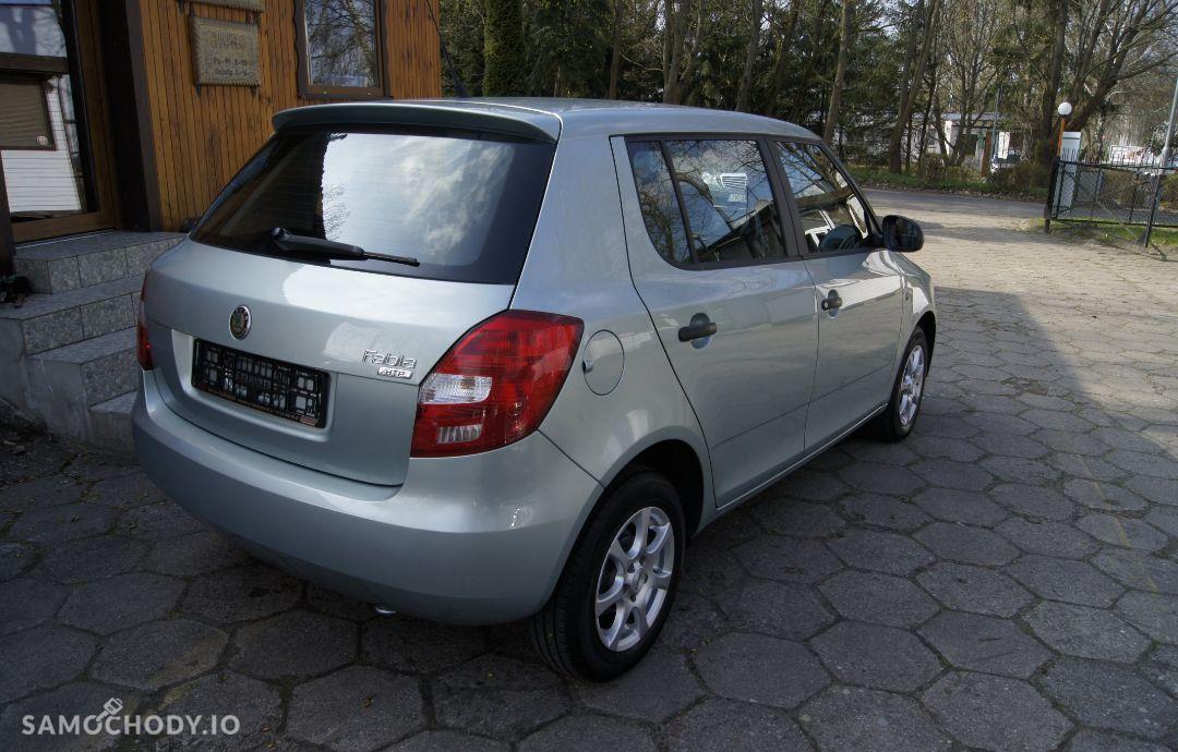 Škoda Fabia 1.2 70KM Klimatyzacja ABS Bezwypadkowy Serwisowany !! 7