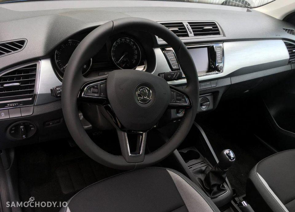 Škoda Fabia AMBITION 1.2 TSI 110KM  + MIXX + Audio! Bolero! RP2017 46