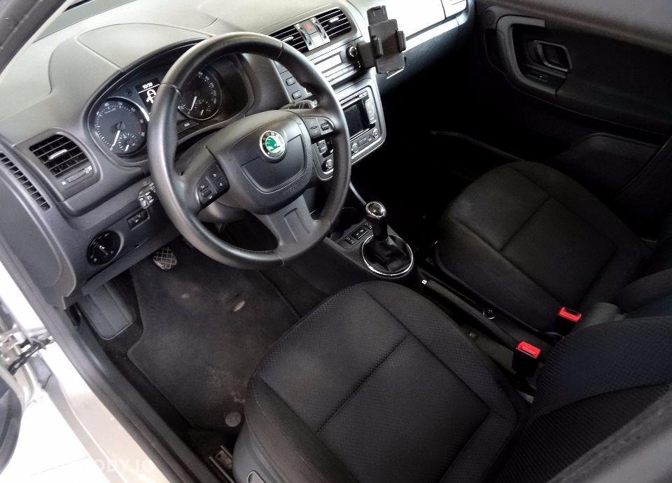 Škoda Fabia Elegance 1.2 TSI 105 KM, Amundsen+, Climatronic, Podgrzewane fotele 16