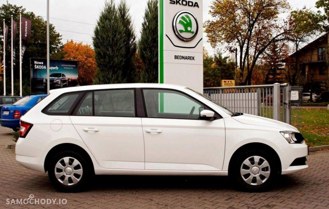 Škoda Fabia AMBITION Combi 1,0 75 KM  + LPG Rocznik 2017 29