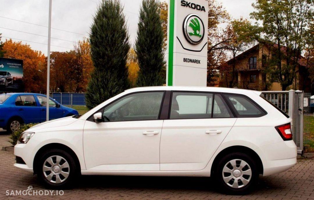 Škoda Fabia AMBITION Combi 1,0 75 KM  + LPG Rocznik 2017 16