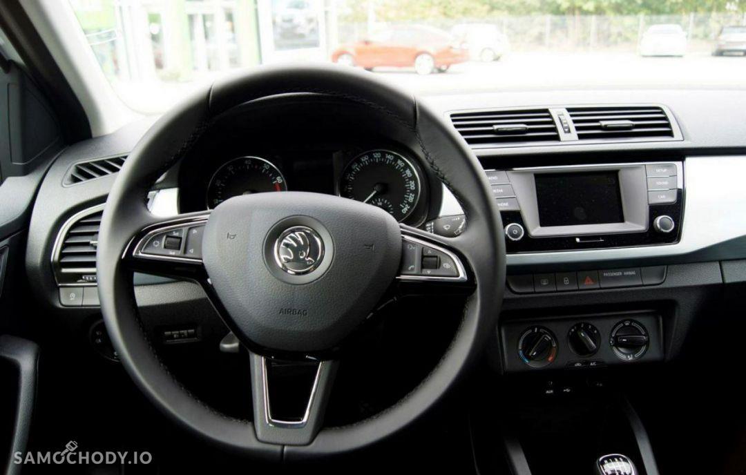 Škoda Fabia AMBITION Combi 1,0 75 KM  + LPG Rocznik 2017 79