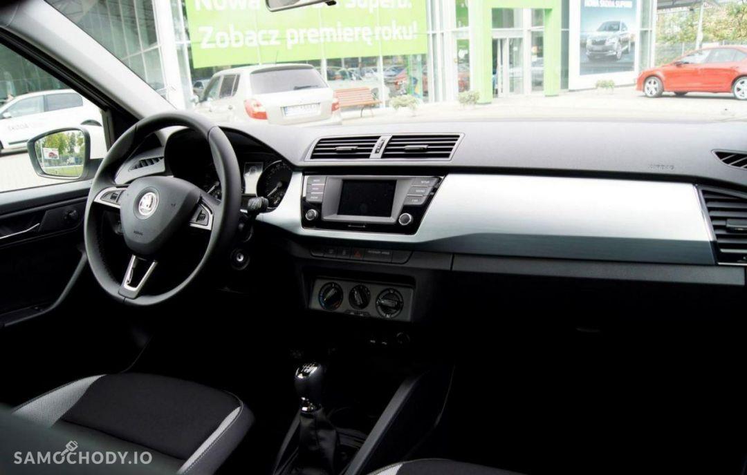 Škoda Fabia AMBITION Combi 1,0 75 KM  + LPG Rocznik 2017 56