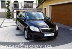 skoda z województwa mazowieckie Škoda Fabia Serwis ASO Stan Bardzo Dobry Auto z GWARANCJĄ