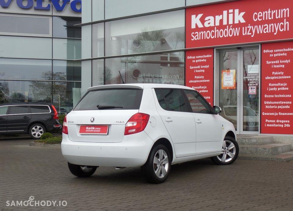 Škoda Fabia Dealer Karlik Poznań Malta Salon PL Serwis ASO Fresh 1.6 D 16