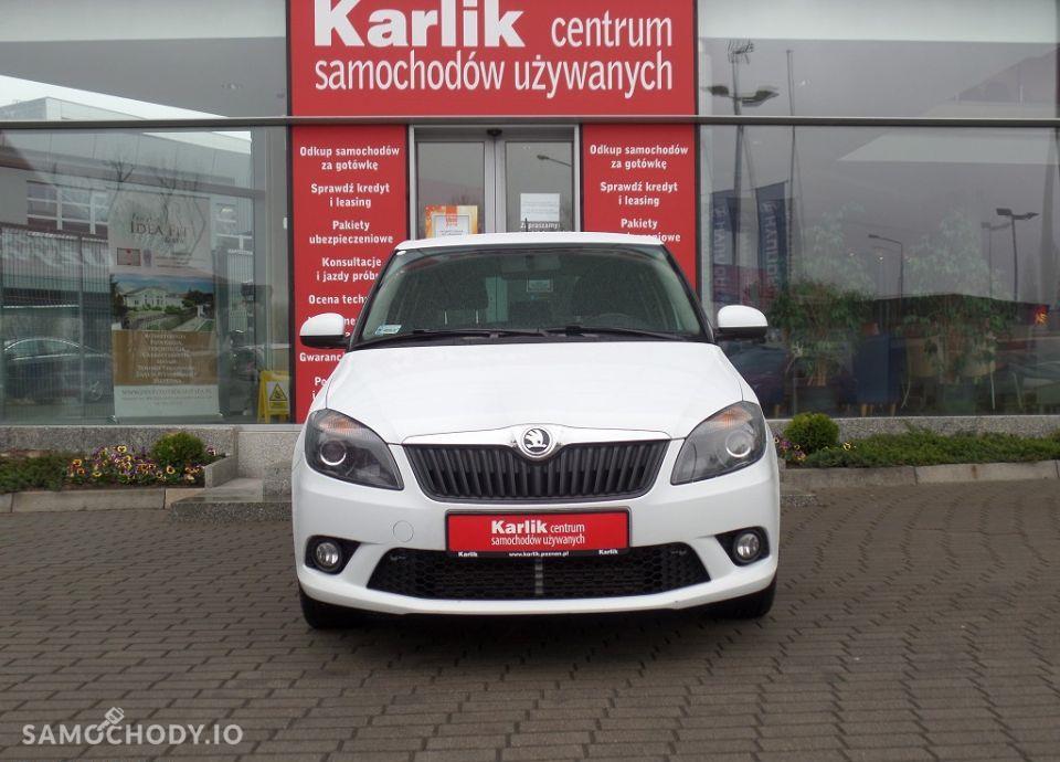 Škoda Fabia Dealer Karlik Poznań Malta Salon PL Serwis ASO Fresh 1.6 D 2