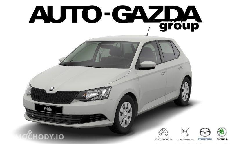 Škoda Fabia Active 1,0 MPI 44 kW 60 KM, tylko w AUTO GAZDA 1