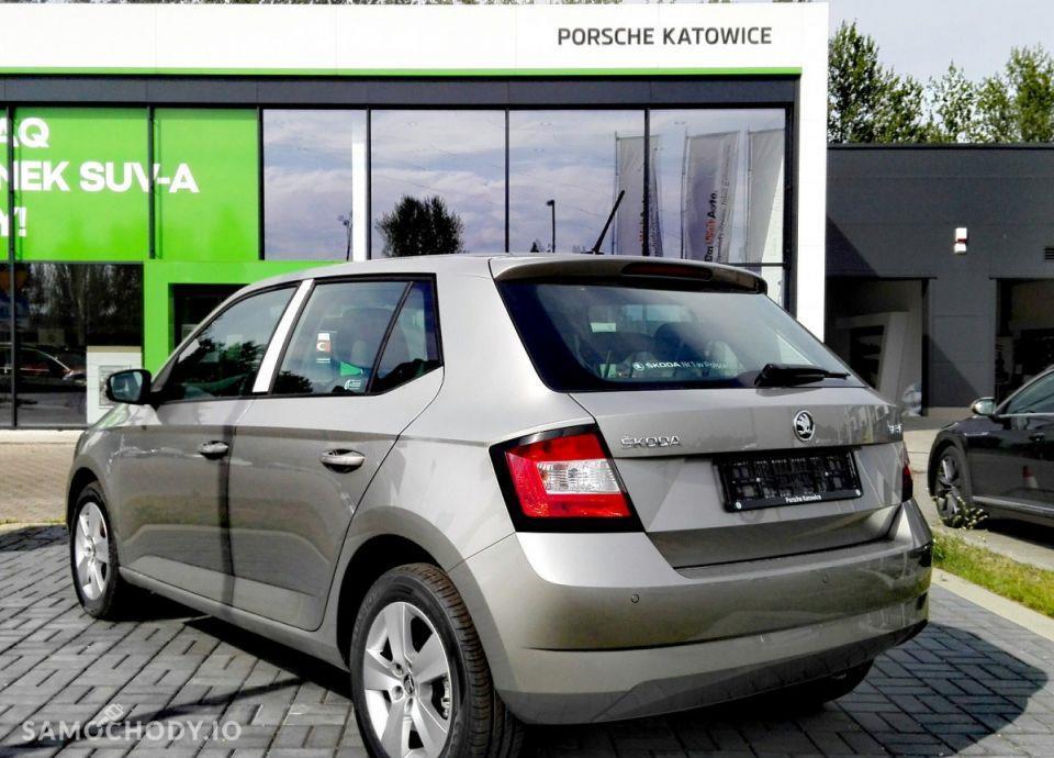 Škoda Fabia 1.0 MPI 75 KM Ambition MIXX , Pakiet przeglądów od ręki 4
