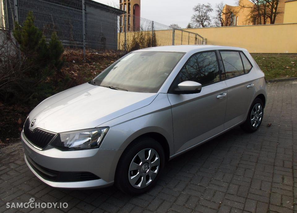 Škoda Fabia Active 1.0 75 KM Klima Radio Od ręki ROK PRODUKCJI 2017 !!! 2