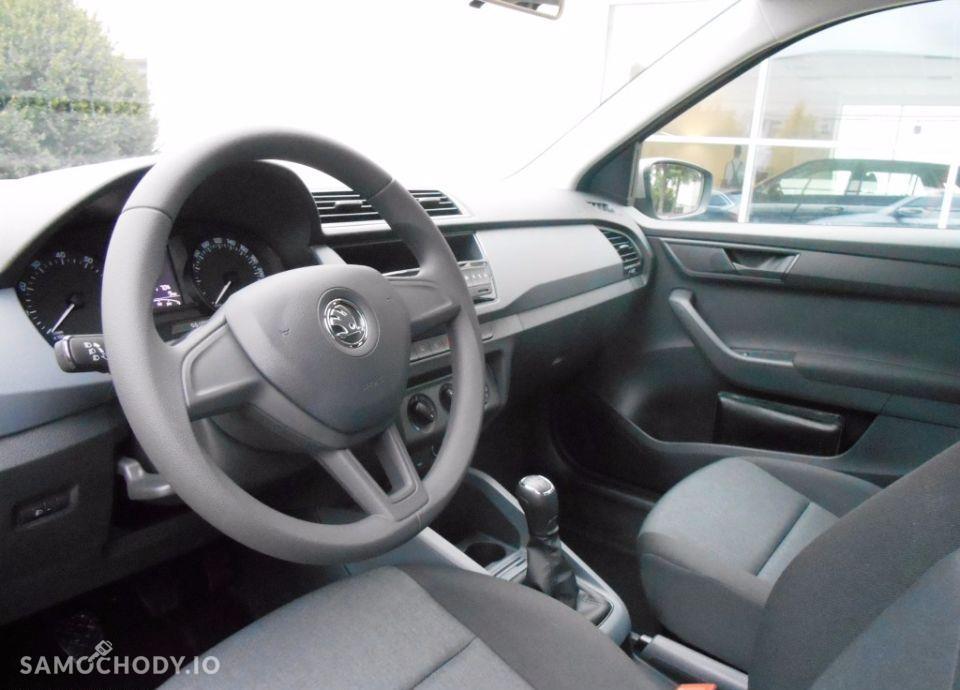 Škoda Fabia Active 1.0 75 KM Klima Radio Od ręki ROK PRODUKCJI 2017 !!! 4