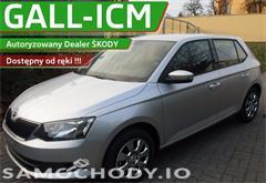 skoda z miasta wrocław Škoda Fabia Active 1.0 75 KM Klima Radio Od ręki ROK PRODUKCJI 2017 !!!