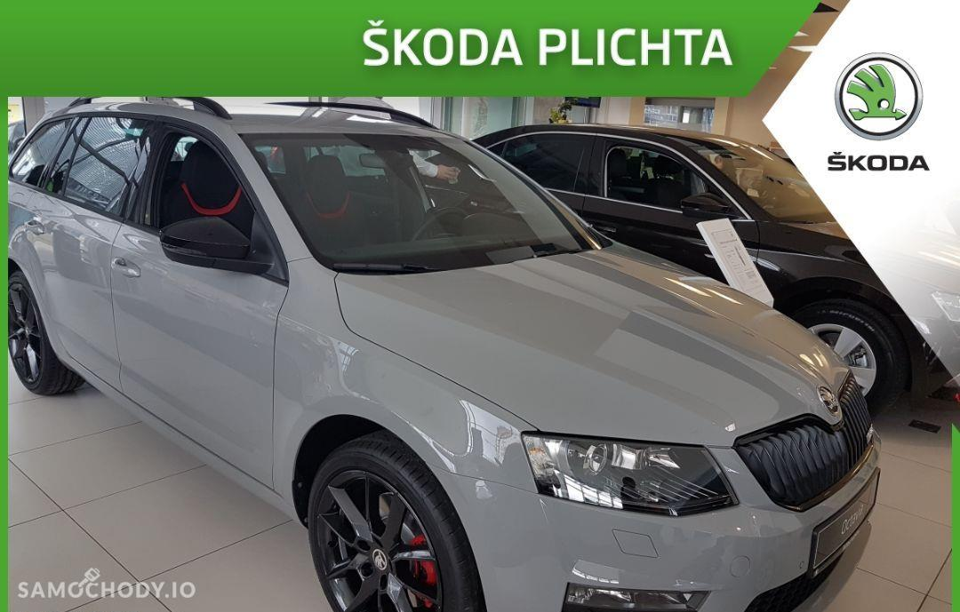 Škoda Octavia RS 2.0TDI 184KM DSG 4x4 Challenge Canton Alarm Skóra RP2017 1