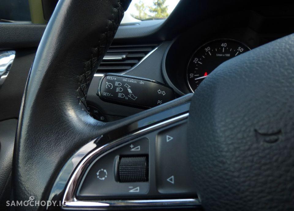 Škoda Octavia 1,4 TSI 140 KM , CLIMATRONIC FV23% ! I wł. Gwarancja PLICHTA ! 37