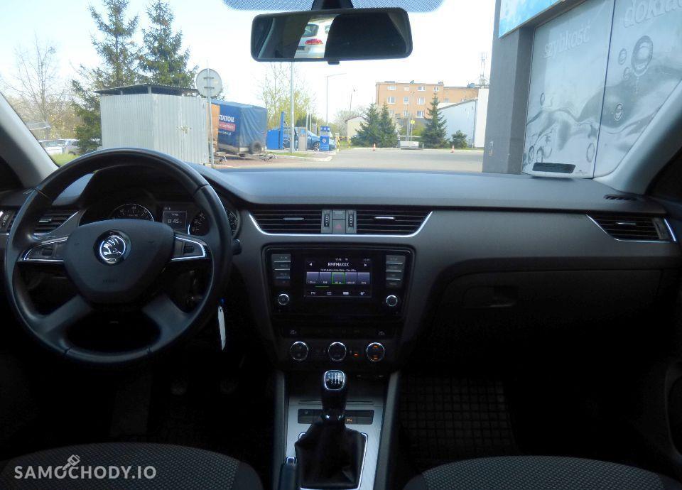 Škoda Octavia 1,4 TSI 140 KM , CLIMATRONIC FV23% ! I wł. Gwarancja PLICHTA ! 22