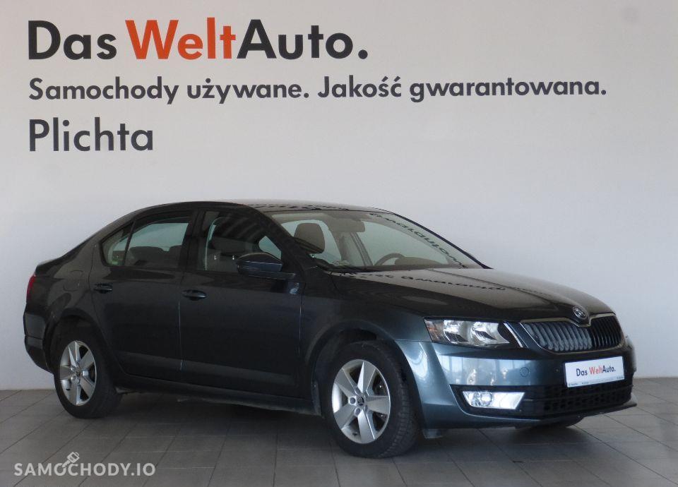 Škoda Octavia 1,4 TSI 140 KM , CLIMATRONIC FV23% ! I wł. Gwarancja PLICHTA ! 2