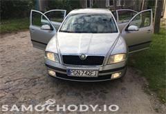 skoda z województwa wielkopolskie Škoda Octavia