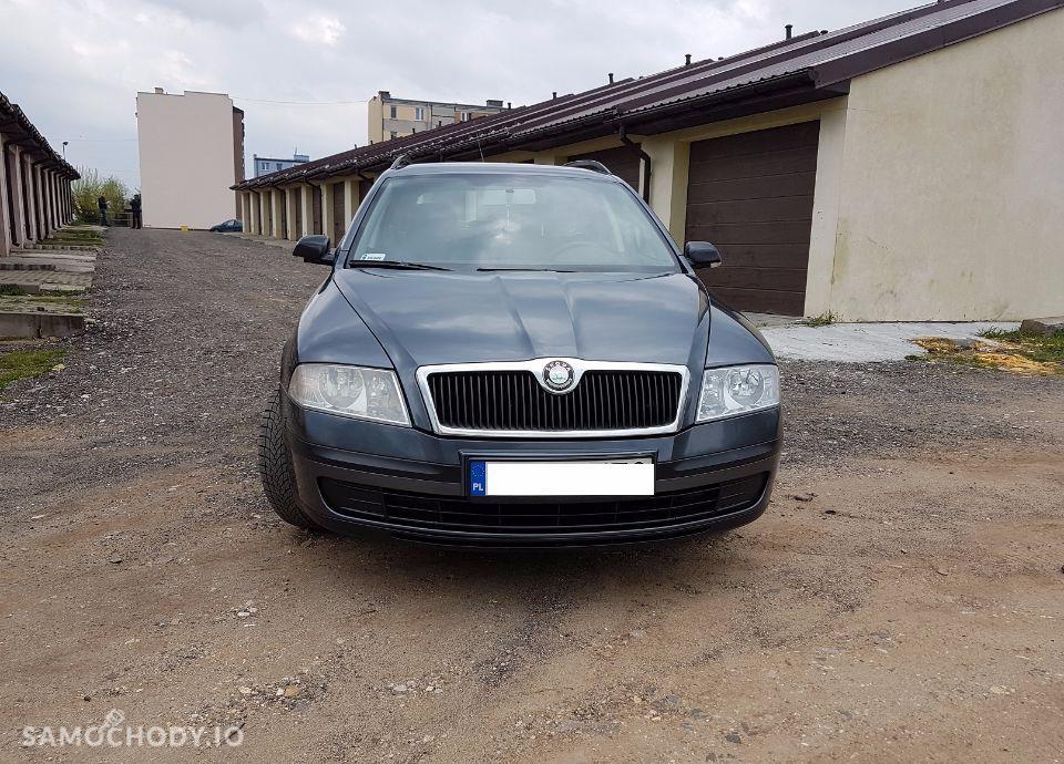 Škoda Octavia 2007 R. Bez wypadek 1,9 TDI Okazja 2