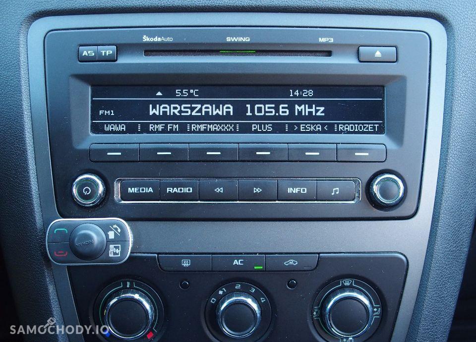 Škoda Octavia II 1.4 TSI 122 KM (I wł, Bezwypadkowy, Salon Polska, f ra VAT 23%) 46