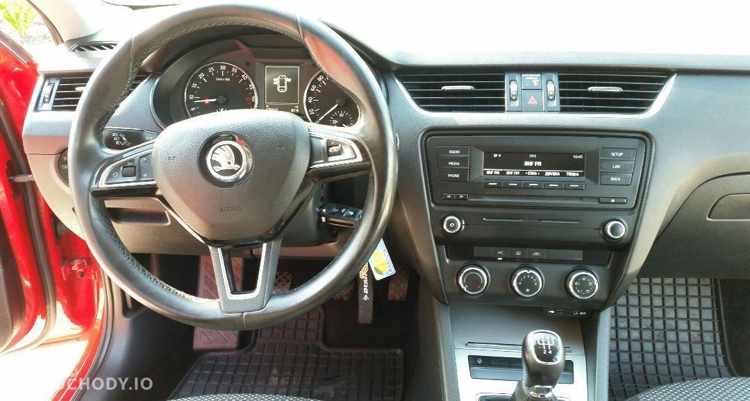 Škoda Octavia Pierwszy właściciel, zakupiony w polskim salonie, bezwypadkowy 1.6 TDI 29