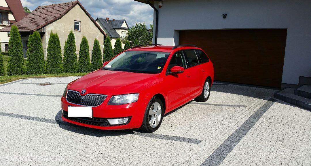Škoda Octavia Pierwszy właściciel, zakupiony w polskim salonie, bezwypadkowy 1.6 TDI 2