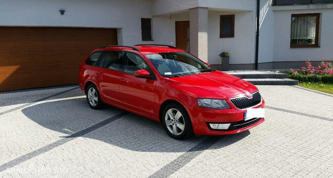 Škoda Octavia Pierwszy właściciel, zakupiony w polskim salonie, bezwypadkowy 1.6 TDI 4