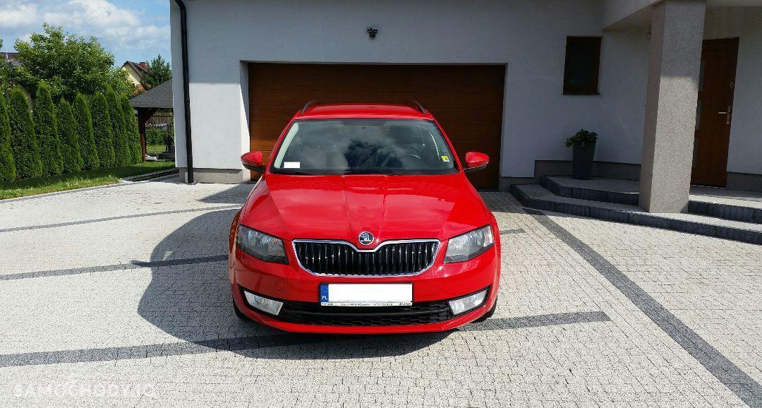 Škoda Octavia Pierwszy właściciel, zakupiony w polskim salonie, bezwypadkowy 1.6 TDI 1