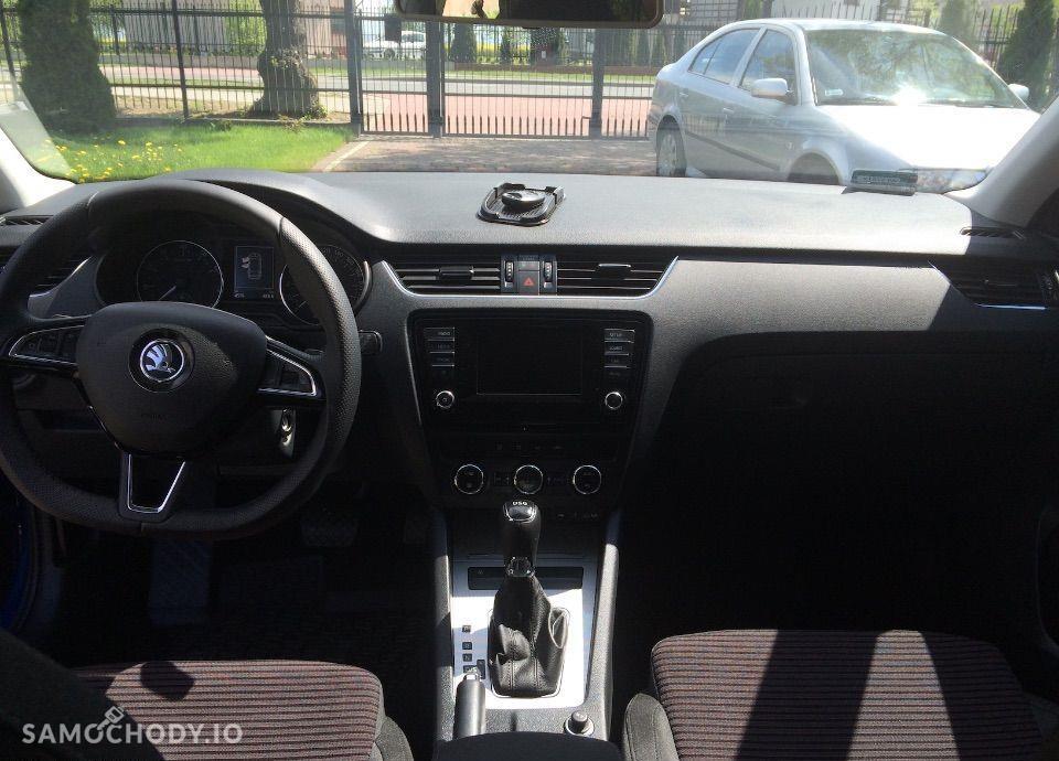 Škoda Octavia III 1.4 TSI, 150KM, DSG, 59 tys km przebiegu, Ambition + Sport Dynamic 11
