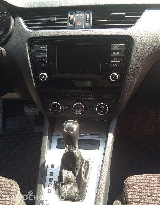 Škoda Octavia III 1.4 TSI, 150KM, DSG, 59 tys km przebiegu, Ambition + Sport Dynamic 16
